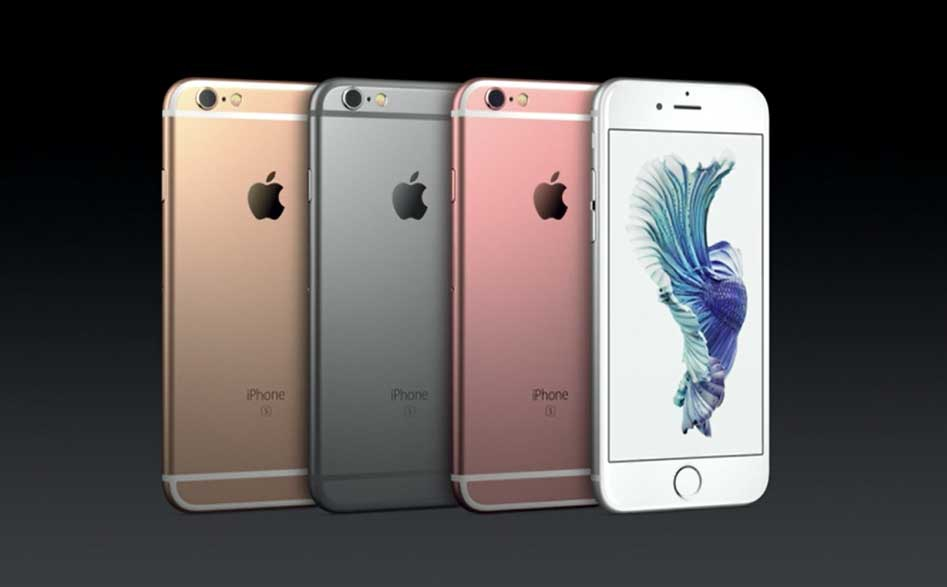 İşte iPhone 6S