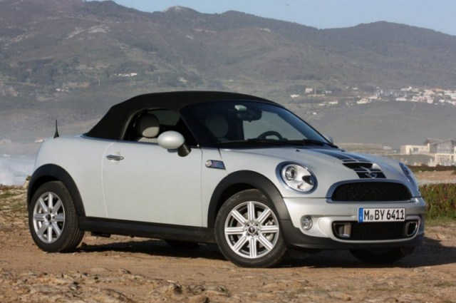 2012 Mini Cooper S Roadster First Drive