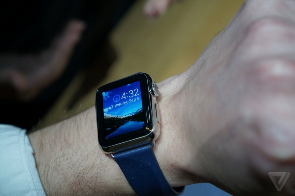 Apple'in en yeni ürünü: Apple Watch