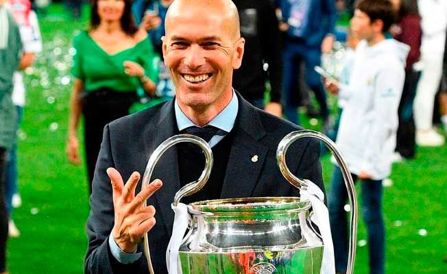 Real Madrid'de Zidane depremi!