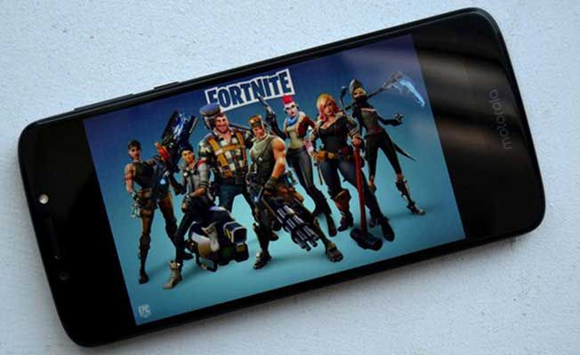 Fortnite Mobile yeni telefonlara geldi