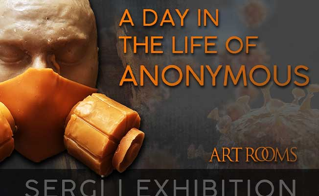 """A Day In The Lıfe Of Anonymous"" sergisi açılıyor"