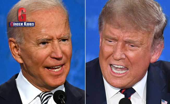 Presidency interrupted: Too-hot-for-the-room Trump blows himself up, while 'Sleepy Joe' finds the camera