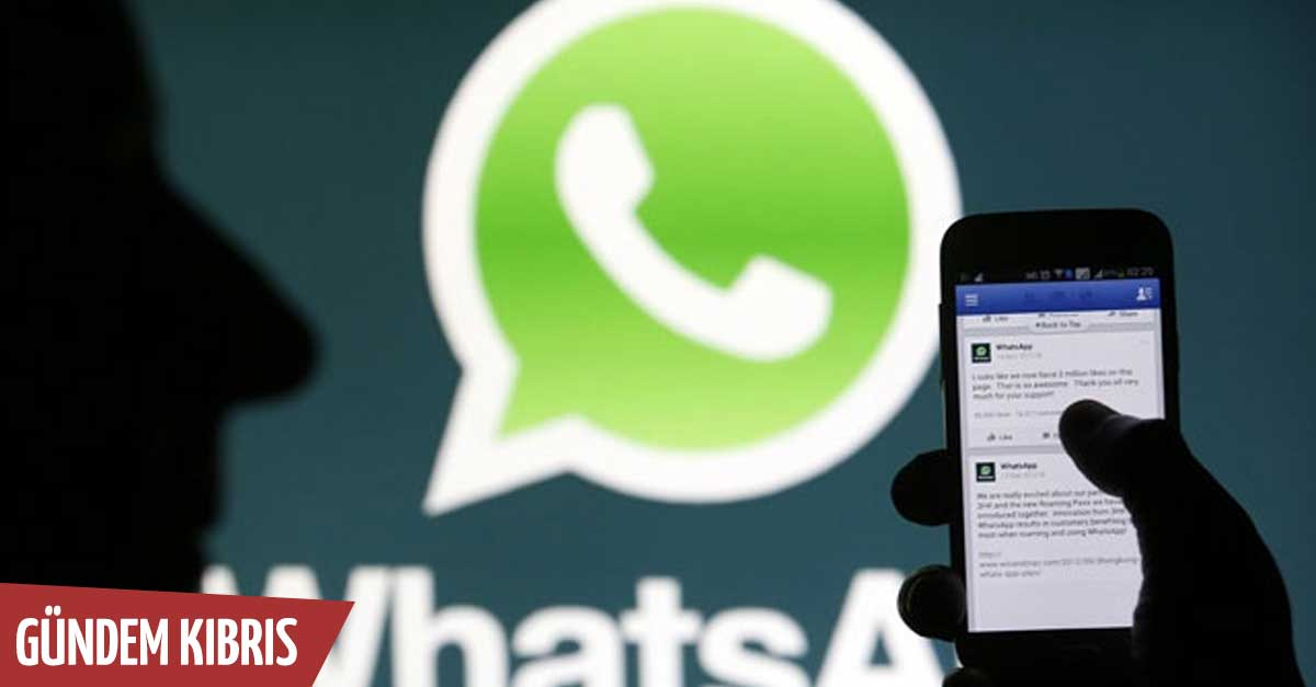 Facebook ve Whatsapp'dan bomba haber