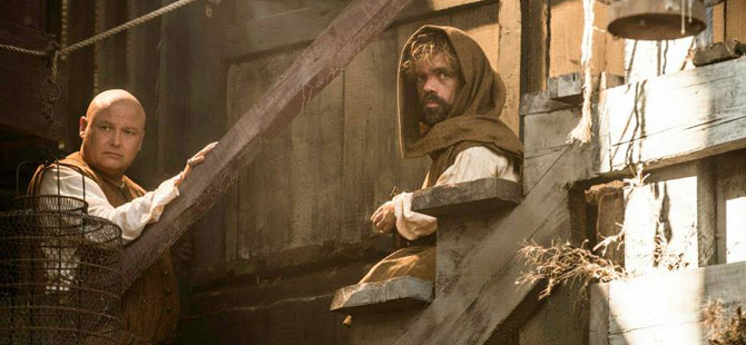 Game Of Thrones 5 Sezon Fragmanı yayınlandı! (Video)