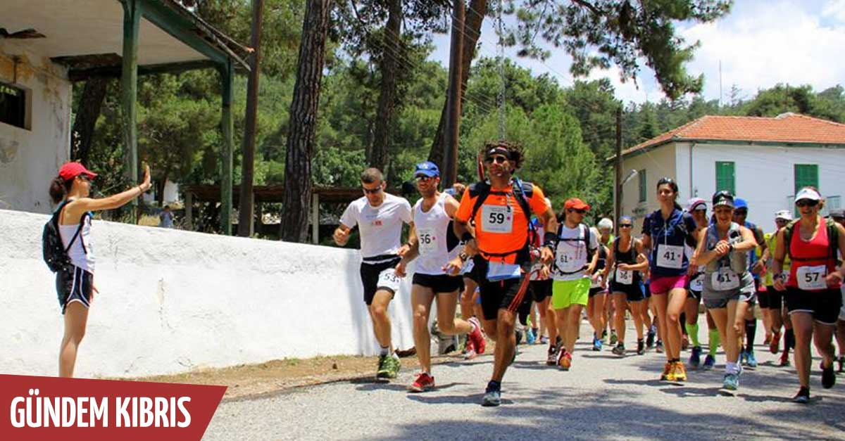 'Crusader Castles Mountain Ultra Maraton' cumartesi