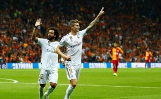 Galatasaray - Real Madrid: 0-1