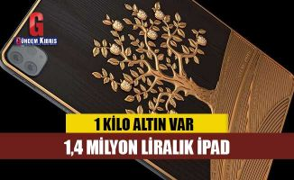 1.4 milyon liraya Apple iPad Pro
