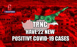 TRNC have 22 new positive COVID-19 cases