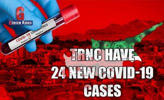 TRNC have 24 new positive COVID-19 cases