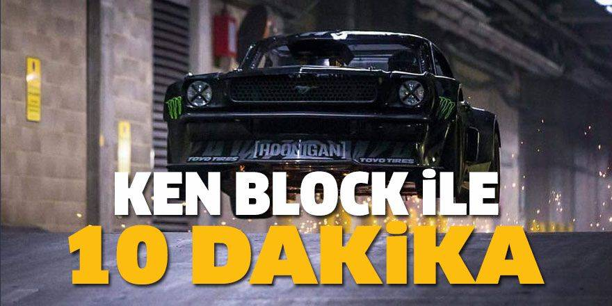 Ken Block ile 10 dakika [Video]
