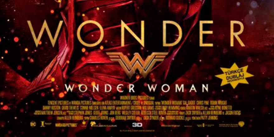 Wonder Woman - Fragman