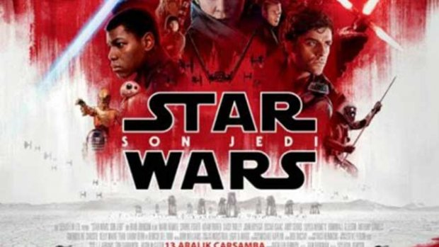 Star Wars: Son Jedi - Fragman